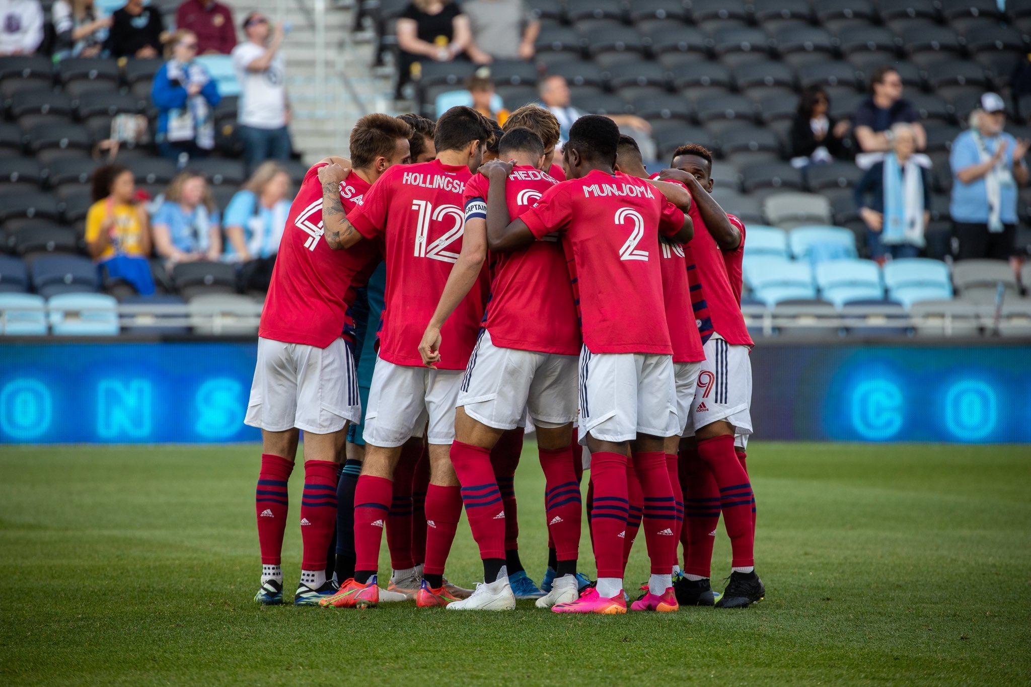 FC Dallas cayó hasta el último puesto de la clasificación