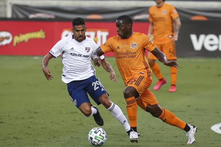 """FC Dallas recibe a Houston Dynamo en el """"Texas Derby"""""""