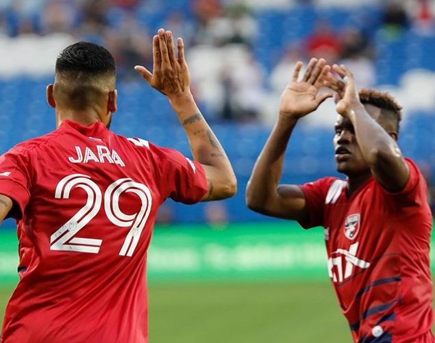 FC Dallas deja escapar puntos en casa nuevamente