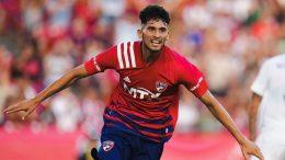 Ricardo Pepi FC Dallas