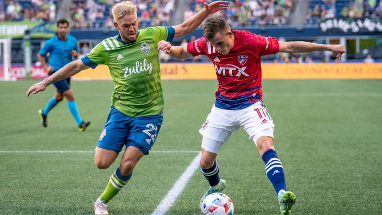 Seattle FC Dallas