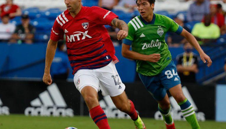 FC Dallas Seattle