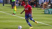 FC Dallas Dante Sealy